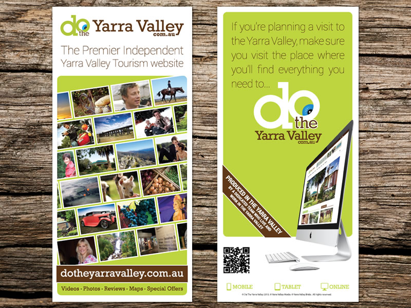 Do The Yarra Valley flyer