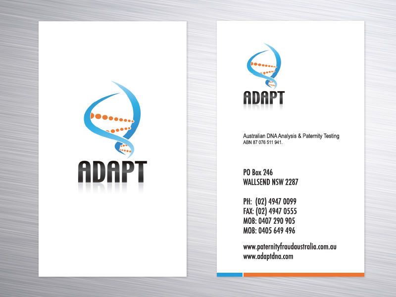 ADAPT DNA Business Cards